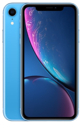 Apple iPhone XR 64 Gb Blue