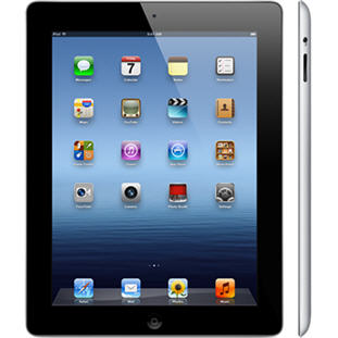 Купить Apple iPad 4 Retina 16Gb Wi-Fi+3G Black в Ростове-на-Дону