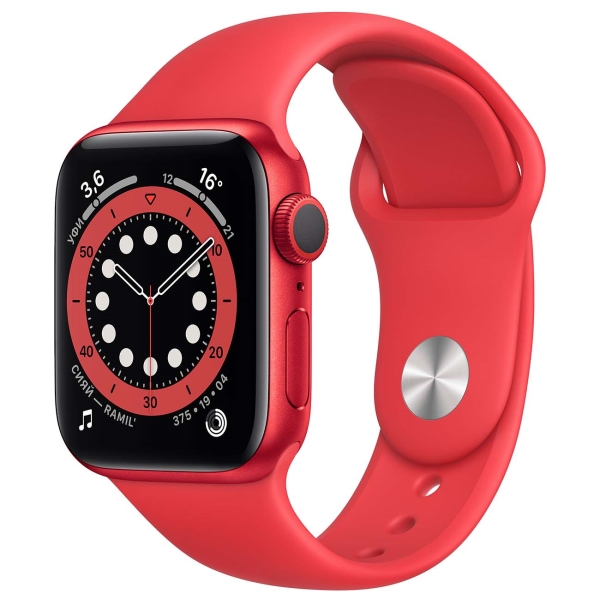 Apple Watch Series 6 44mm RED