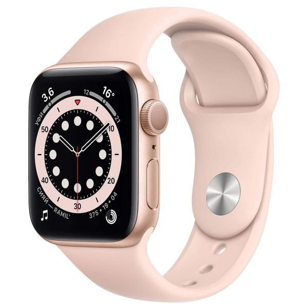 Apple Watch Series 6 44mm Gold / Rose