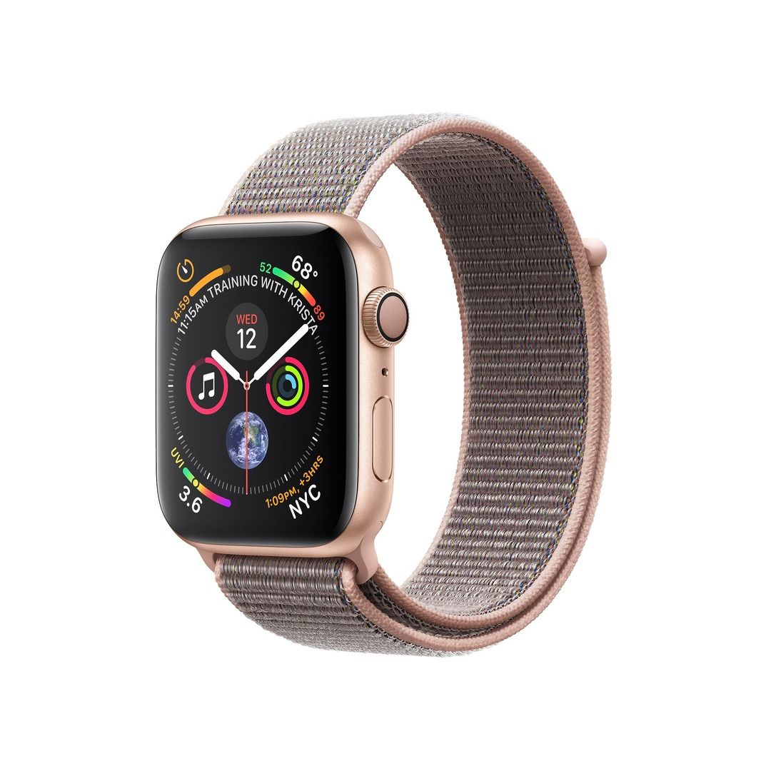 Купить Apple Watch Series 4 40mm Silver / Seashell loop в Ростове-на-Дону