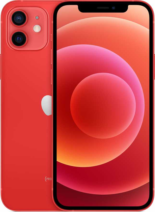 Apple iPhone 12 256 Gb RED